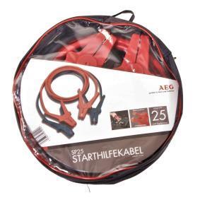 AEG Akkumulátor töltő (bika) kábelek gépkocsikhoz: rendeljen online
