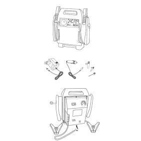 Carregador de baterias para automóveis de CARTREND - preço baixo