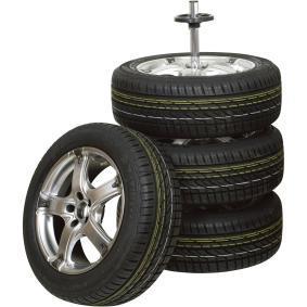 Support de rangement pour pneus CARTREND pour voitures à commander en ligne