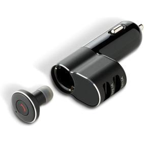 Ακουστικά κεφαλής με λειτουργία Bluetooth για αυτοκίνητα της CARTREND: παραγγείλτε ηλεκτρονικά