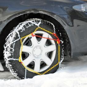 Łańcuchy śniegowe do samochodów marki CARTREND - w niskiej cenie