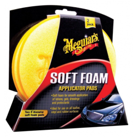 MEGUIARS Car cleaning sponges X3070 on offer
