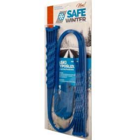 Łańcuchy śniegowe do samochodów marki SAFE WINTER - w niskiej cenie