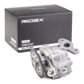 1117948 voor FORD, Oliepomp RIDEX (596O0043) Webwinkel