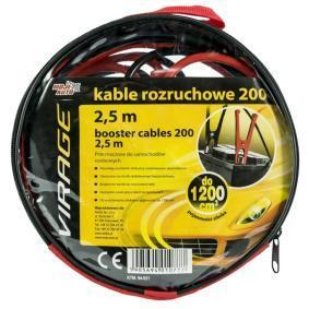 VIRAGE Akkumulátor töltő (bika) kábelek autókhoz - olcsón