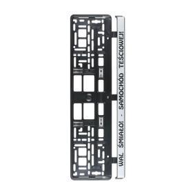 93-002 VIRAGE Suportes da placa de matrícula mais barato online