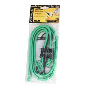 93-004 Corda elastica con ganci per veicoli