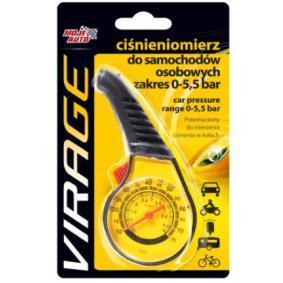 VIRAGE Compressed Air Tyre Gauge / -Filler 93-009 on offer