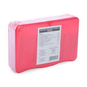VIRAGE Kit de primeros auxilios para coche 94-004