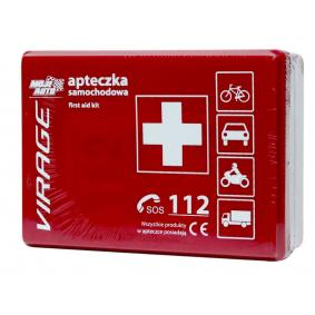 VIRAGE Kit di pronto soccorso per auto 94-004 in offerta