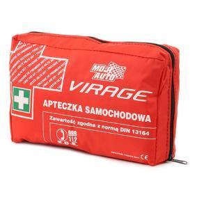 94-006 Kit de primeros auxilios para coche para vehículos