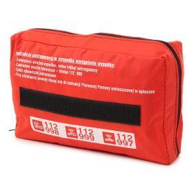 VIRAGE Kit de primeros auxilios para coche 94-006
