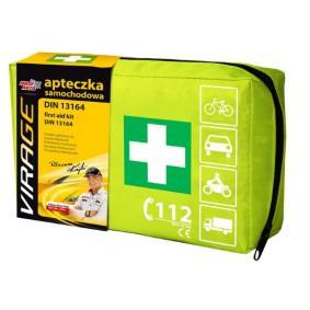 VIRAGE Kit di pronto soccorso per auto 94-006 in offerta