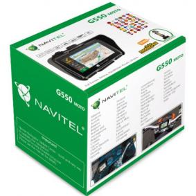 Stark reduziert: NAVITEL Navigationssystem NAVG550