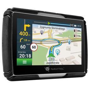 NAVG550 Navigation system for vehicles