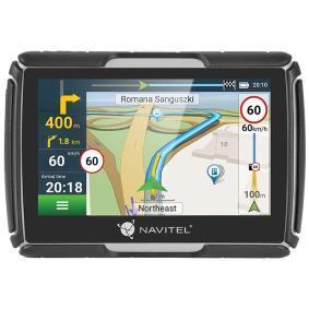 Navigatiesysteem voor auto van NAVITEL: voordelig geprijsd