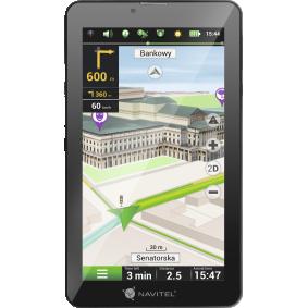 Navigationssystem til biler fra NAVITEL: bestil online