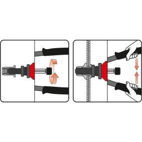 YT-36112 Cleste pentru nituri de la YATO scule de calitate