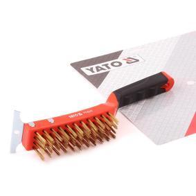 YT-6345 Spazzola metallica di YATO attrezzi di qualità