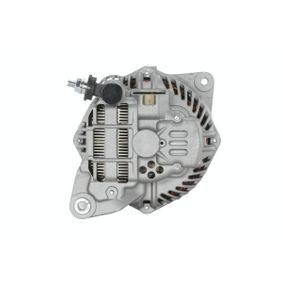 IMPREZA Schrägheck (GR, GH, G3) HELLA Startergenerator 8EL 011 713-191