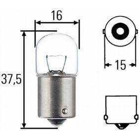 Крушка с нагреваема жичка, светлини за парк / позициониране 8GA 002 071-353 онлайн магазин