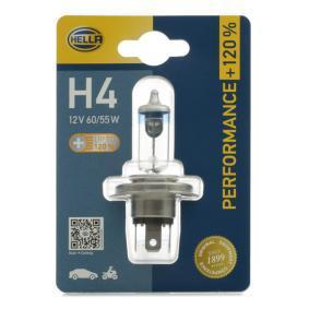 HELLA Autolampen 8GJ 223 498-028