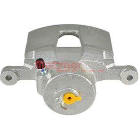 Bremssattel METZGER Art.No - 6260759 OEM: 96549788 für OPEL, CHEVROLET, DAEWOO kaufen