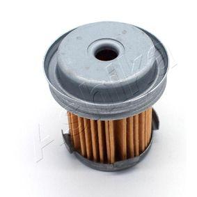 ASHIKA Комплект хидравличен филтър, автоматична предавателна кутия FTA125