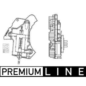 Regler, Innenraumgebläse MAHLE ORIGINAL Art.No - ABR 24 000P OEM: A2108700210 für MERCEDES-BENZ kaufen