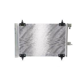 Kondensator, Klimaanlage MAHLE ORIGINAL Art.No - AC 323 000S OEM: 6455EX für PEUGEOT, CITROЁN, VOLVO kaufen