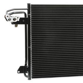 Octavia II Combi (1Z5) MAHLE ORIGINAL Kondenzátor klimatizace AC 324 000P