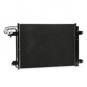 MAHLE ORIGINAL Kondensator, Klimaanlage 1K0820411AH für VW, AUDI, SKODA, SEAT, VOLVO bestellen