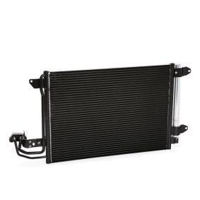 Octavia II Combi (1Z5) MAHLE ORIGINAL Kondenzátor klimatizace AC 324 000S