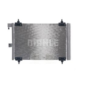 MAHLE ORIGINAL Kondensator, Klimaanlage 6455Y9 für PEUGEOT, CITROЁN, VOLVO, PIAGGIO, DS bestellen