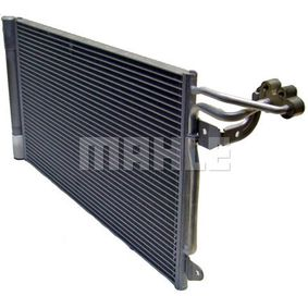 Kondensator, Klimaanlage MAHLE ORIGINAL Art.No - AC 566 000P OEM: 6R0820411P für VW, AUDI, SKODA, SEAT, VOLVO kaufen