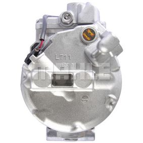 Compresor, aire acondicionado MAHLE ORIGINAL Art.No - ACP 102 000P OEM: 8E0260805AH para VOLKSWAGEN, SEAT, AUDI, VOLVO, SKODA obtener