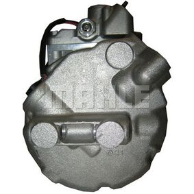 Compresor, aire acondicionado MAHLE ORIGINAL Art.No - ACP 167 000S obtener