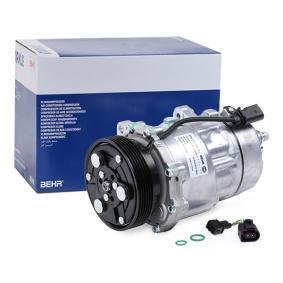 MAHLE ORIGINAL Kompressor Klimaanlage ACP 191 000S