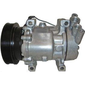 CLIO II (BB0/1/2_, CB0/1/2_) MAHLE ORIGINAL Kompressor Klimaanlage ACP 31 000S