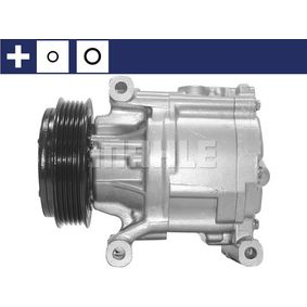 Compressor air conditioning ACP 358 000S MAHLE ORIGINAL