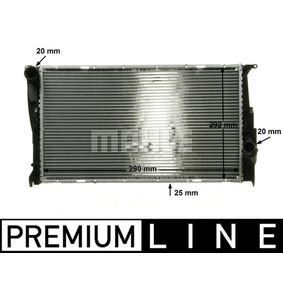Wasserkühler MAHLE ORIGINAL (CR 1083 000P) für BMW 1er Preise