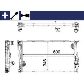 Wasserkühler MAHLE ORIGINAL (CR 1083 000S) für BMW 1er Preise