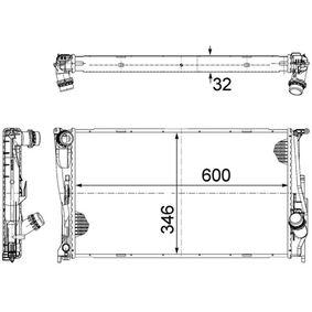 Wasserkühler (CR 1083 000S) hertseller MAHLE ORIGINAL für BMW 1 Schrägheck (E87) ab Baujahr 09.2006, 143 PS Online-Shop