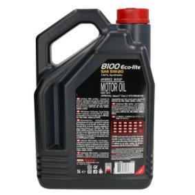 SAE-5W-20 Моторни масла MOTUL 109104 онлайн магазин