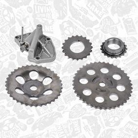 ET ENGINETEAM RS0086 Steuerkettensatz OEM - 95510108500 PORSCHE, VW günstig