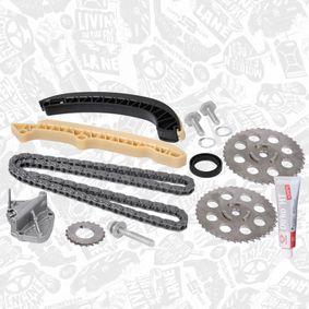 ET ENGINETEAM Timing Chain Kit 036109601AD for VW, AUDI, SKODA, SEAT, CUPRA acquire