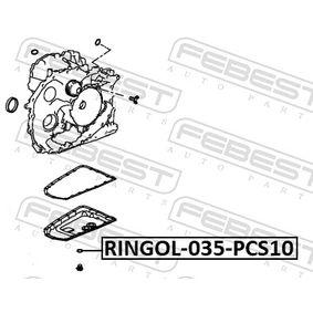 Tappo coppa olio RINGOL-035-PCS10 FEBEST