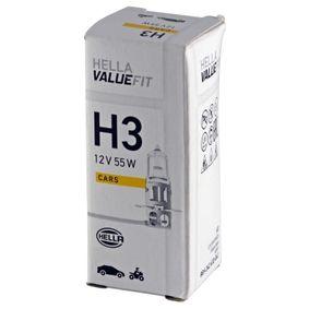 HELLA FIAT PUNTO Fog light bulb (8GH 242 632-041)