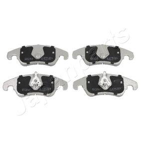 Bremsbelagsatz, Scheibenbremse JAPANPARTS Art.No - PA-0309AF OEM: 1567730 für VW, FORD kaufen