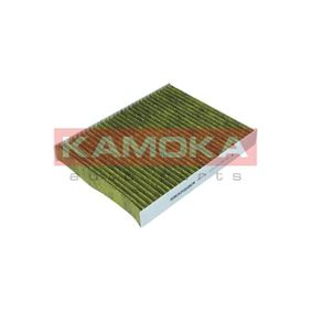 Filter, Innenraumluft KAMOKA Art.No - 6080014 OEM: 1353269 für OPEL, FORD, AUTO UNION, PLYMOUTH kaufen